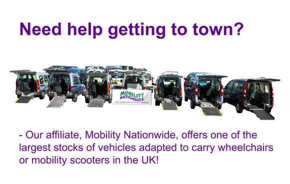 Mobility Nationwide affiliate scheme