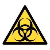 Biohazard icon.